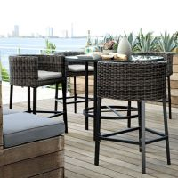 17 Best images about Bar Height Patio Chairs on Pinterest ...