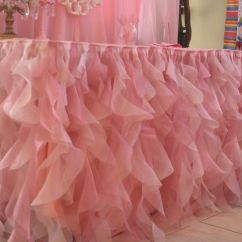 Christmas Wedding Chair Covers Kids Ball 1000+ Ideas About Tutu Tablecloth On Pinterest | Diy Party Decorations, Cheap Birthday And ...