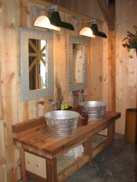 25+ Best Ideas about Barn Bathroom on Pinterest | Rustic ...