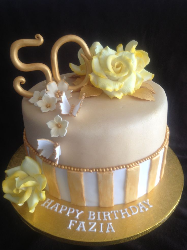Images Of 50th Birthday Cake Ideas For Women Party