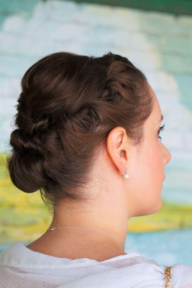 Best 20 Wedding  Guest  Updo  ideas on Pinterest Wedding