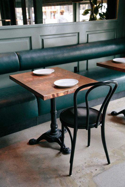 25 best ideas about Restaurant tables on Pinterest  Cafe