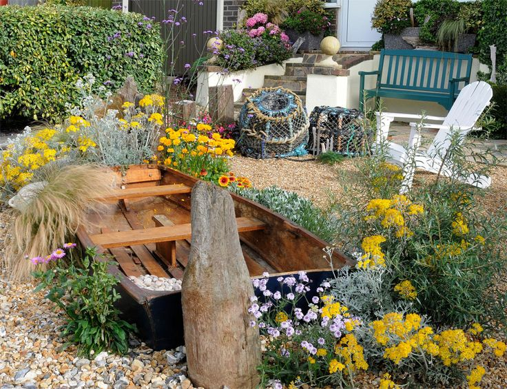 25 Best Ideas About Coastal Gardens On Pinterest Beach Theme