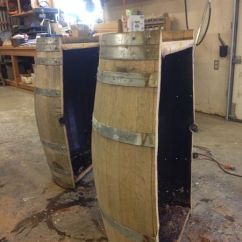 Adirondack Wine Barrel Chairs Chair Mats For Hard Floors 25+ Best Ideas About Whiskey Table On Pinterest   Coffee Table, ...