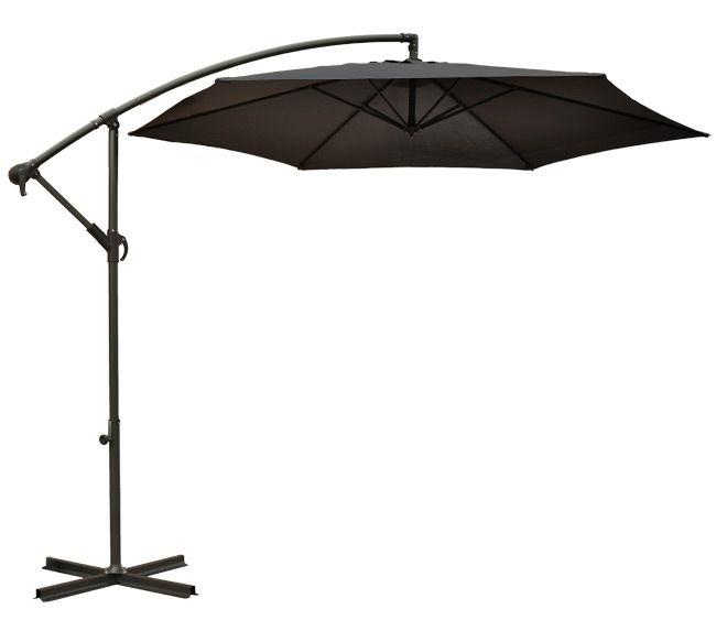 parasol deporte guadeloupe m gris ardoise