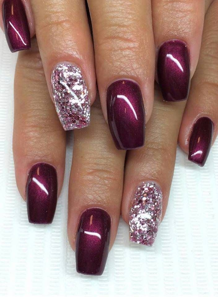 25 best ideas about Acrylic nail designs on Pinterest  Acrylic nails Matt nails and Fall
