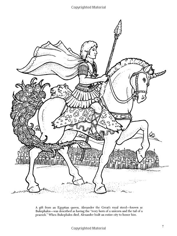 266 Best Images About Unicorns To Color On Pinterest