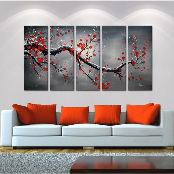 25+ Best Ideas about Multiple Canvas Paintings on
