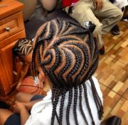 little girls hair braids protective