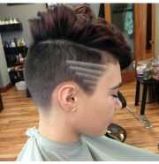 ideas shaved sides