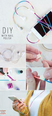 Best 25+ Diy nail polish ideas on Pinterest | Easy diy ...