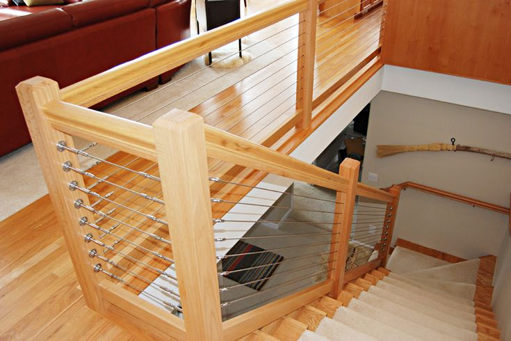 24 best images about Interior Railings on Pinterest