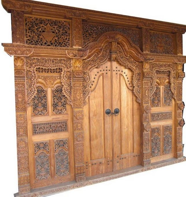 10+ images about Beautiful Carving Door on Pinterest