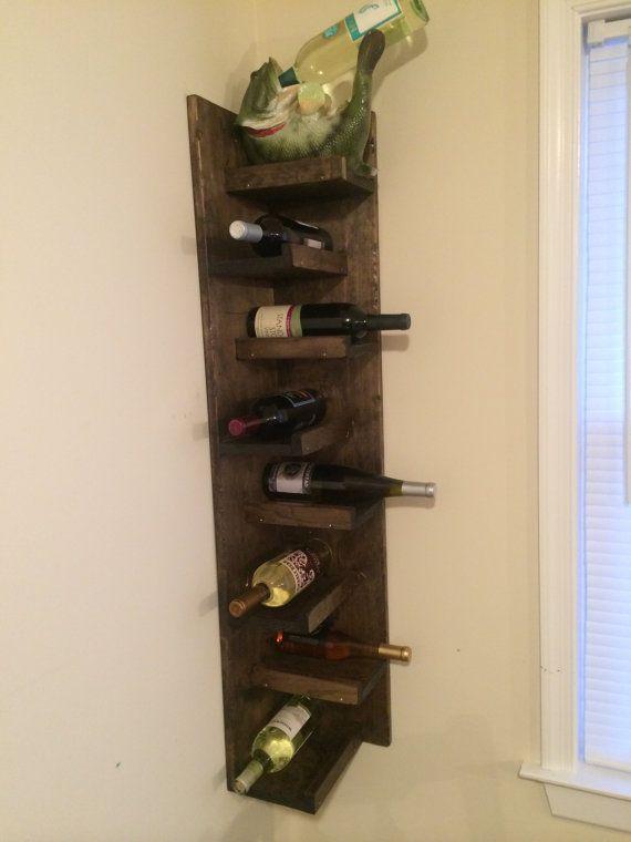 Corner Wine Racks Woodworking Projects Plans