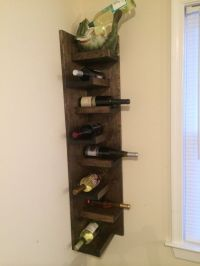 Corner Wine Racks - WoodWorking Projects & Plans