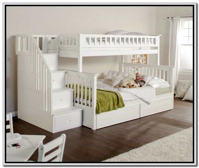 Bunk Beds With Stairs Ashley Furniture  WoodWorking Projects  Plans