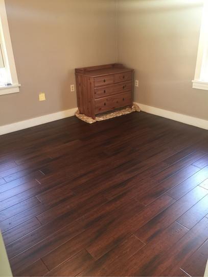 dark oak floor living room interior design trends 2017 home decorators collection handscraped strand woven brown ...