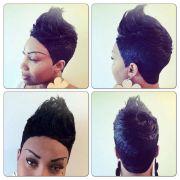 bump hair