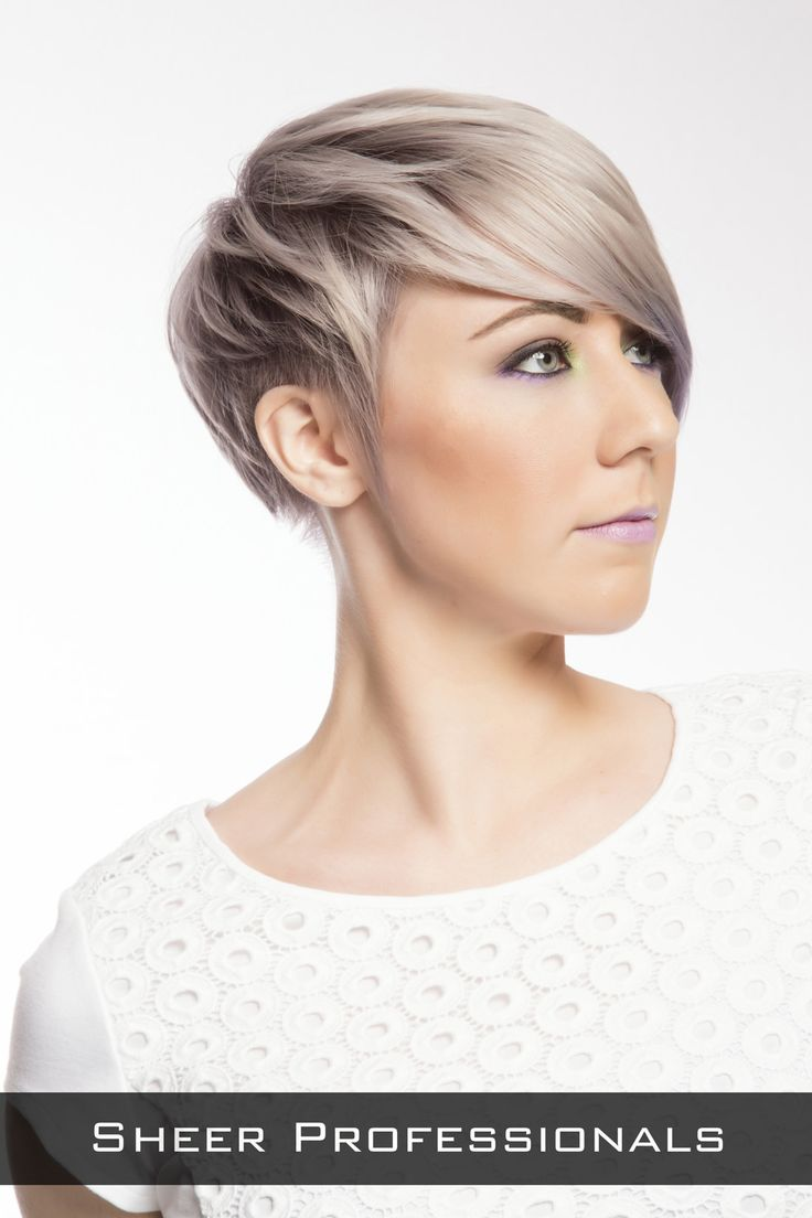 25 best ideas about Short hairstyles with fringe on Pinterest  Short hair with bangs Fringe