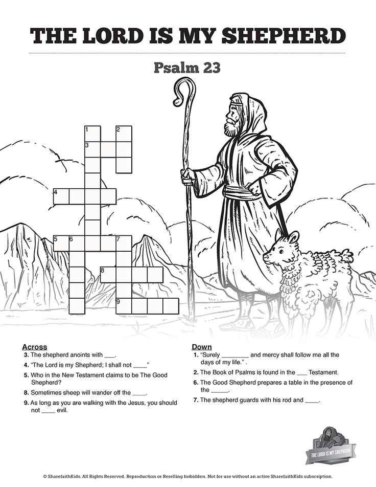121 best Top Sunday School Crossword Puzzles images on
