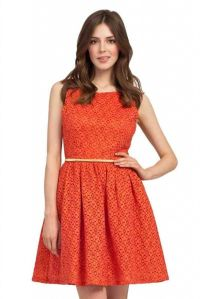 25+ best ideas about Orange bridesmaid dresses on ...