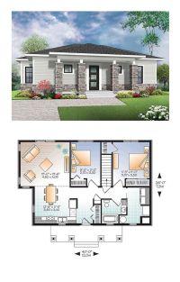 49 best images about Modern House Plans on Pinterest ...