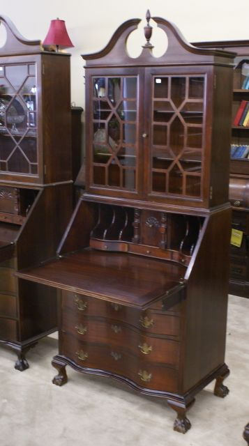 17 Best Images About Vintage Secretary Desks On Pinterest
