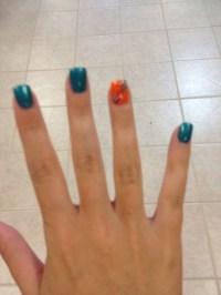 Best 25+ Miami dolphins nails ideas on Pinterest | Miami ...