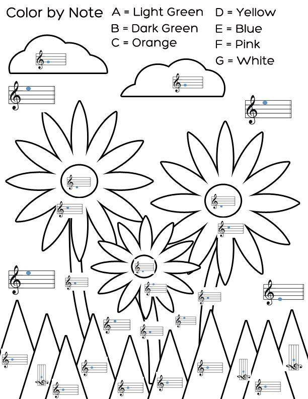 17 Best images about Piano Music Theory Games & Activities