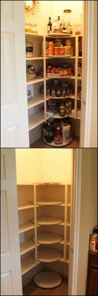 diy kitchen pantry cabinet 78 Best images about Kitchen Storage on Pinterest | Pot