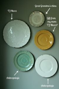 Best 20+ Plates on wall ideas on Pinterest | Hanging ...