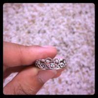 1000+ ideas about Princess Crown Rings on Pinterest ...