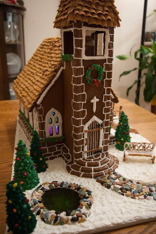 251 best images about Gingerbread Village on Pinterest