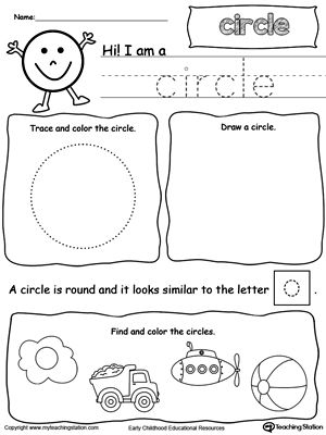 253 best images about Shapes Preschool Theme on Pinterest