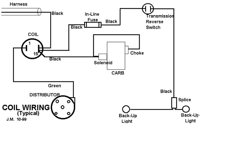 ignition wiring diagram 2000 mustang