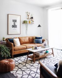 Living Room | Brown sofas with neural pallet | Pinterest ...