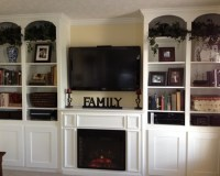 Top 25 ideas about Fireplace redo on Pinterest ...