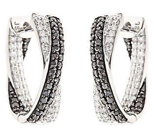 Best 20+ Diamond Hoop Earrings ideas on Pinterest