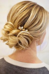 25+ best ideas about Wedding low buns on Pinterest ...