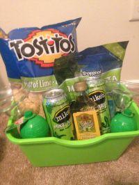 25+ best ideas about Margarita gift baskets on Pinterest ...