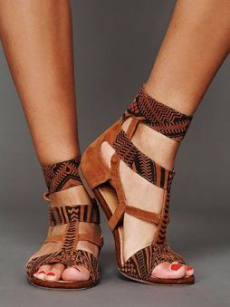 Free People / Ivy Ankle Sandal. This is a very cute gladiator style sandal that I love!!!