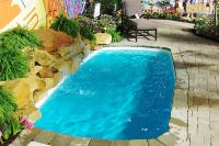 25+ best ideas about Above ground fiberglass pools on ...
