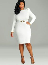 All White Party Dress Ideas for Women