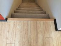 How to install Pergo laminate Stair Nose stairnose | new ...