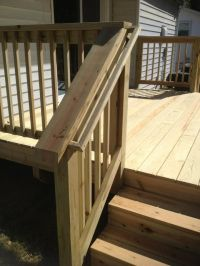 1292 best images about Deck Railing Ideas on Pinterest ...