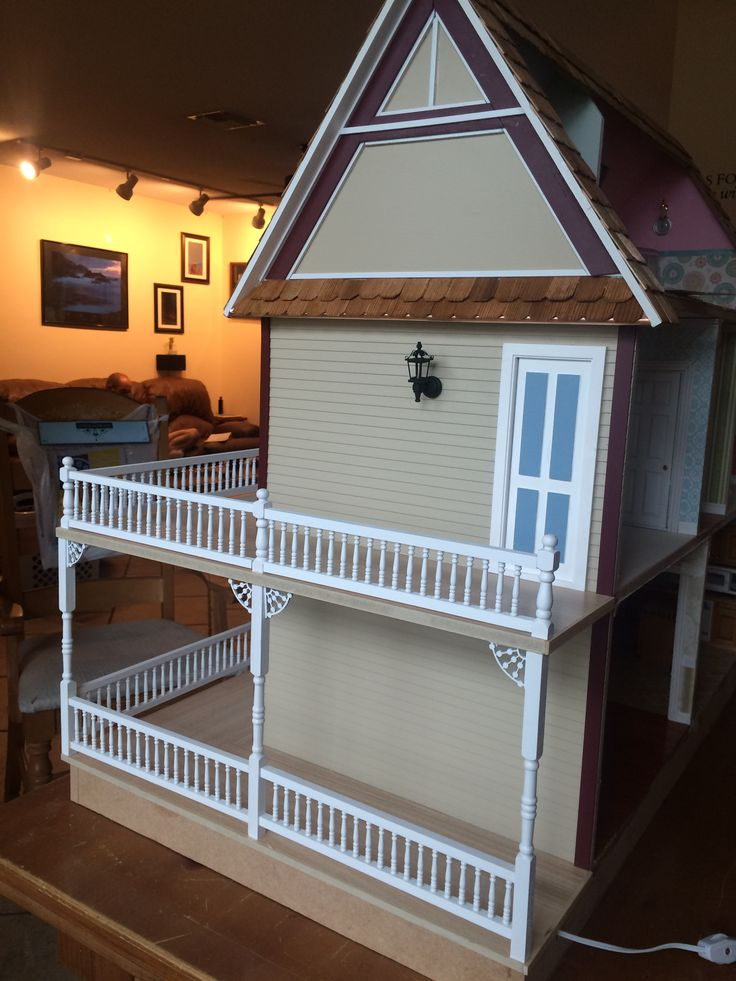 39 Best Images About Victorias Farmhouse Dollhouse On