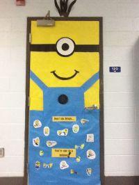 25+ best Minion Door Decorations ideas on Pinterest ...