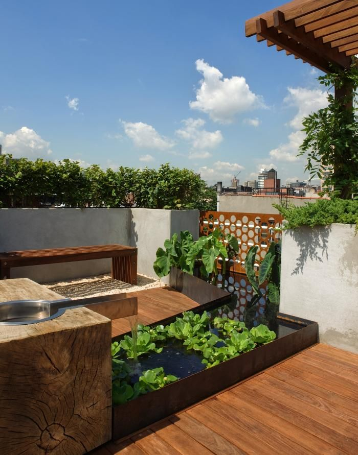 96 Best Images About Rooftop Garden On Pinterest Gardens