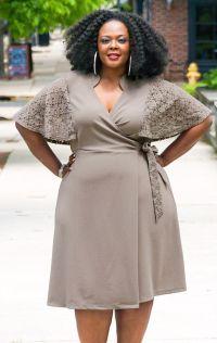 1000+ ideas about Plus Size Dresses on Pinterest | Plus ...