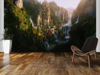 Rivendell Wall Mural by WallSauce, Lord of the Rings ...